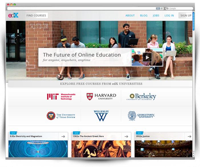 Обучение онлайн — 10 лучших в мире сервисов