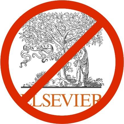 По учёному миру гуляет такая анти-Эльзевировая эмблемка…