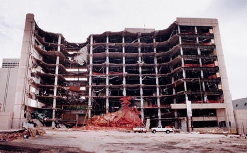 essay on the oklahoma city bombing