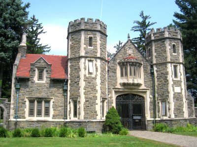 Колледж Бард в Нью-Йорке