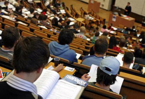 Еще раз о поступлении в магистратуру в Германии