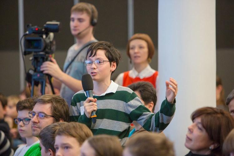 Как мы объясняли детям, кто такой программист