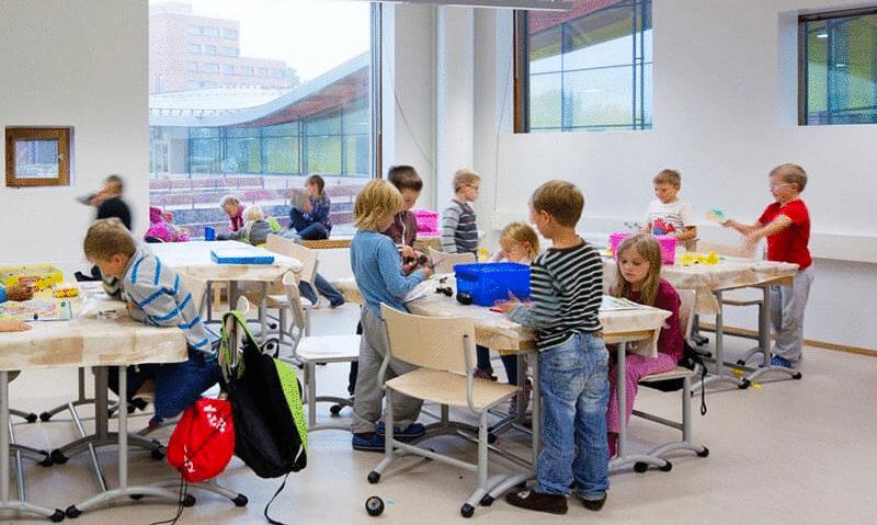 Финляндия заменит свою образовательную систему