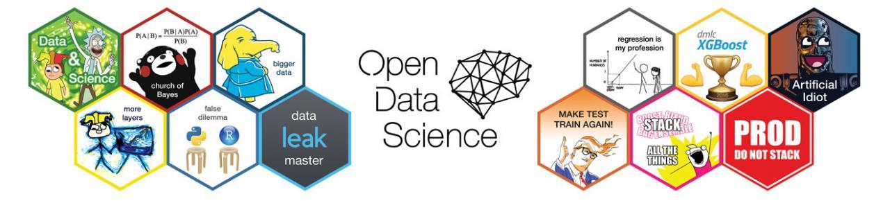 Материалы открытого курса OpenDataScience по машинному обучению и новый запуск