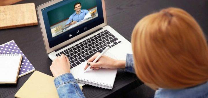 Организация онлайн-обучения студентов